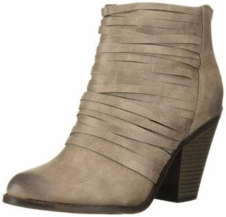 Fergie Fergalicious Women's WHIPPY Ankle Boot