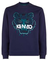 Kenzo Tiger Logo Jumper