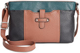 Style&Co. Style & Co. Ronye Colorblock Crossbody, Only at Macy's