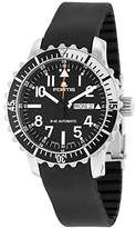 Fortis Men's 670.17.41 K B-42 Marinemaster Day/Date Analog Display Automatic Self Wind Watch