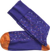 Johnston & Murphy Confetti Socks