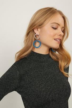 Coast Double Hoop Earrings