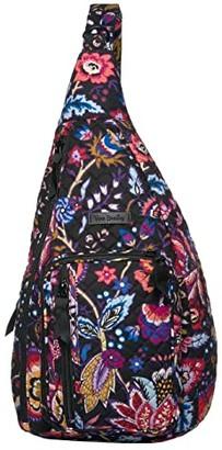 Vera Bradley Iconic Sling Backpack