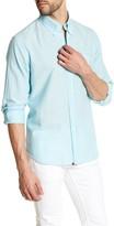 Billy Reid Tuscumbia Standard Fit Long Sleeve Shirt