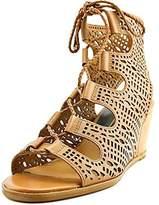 Dolce Vita Lamont Women US 6 Tan Wedge Sandal