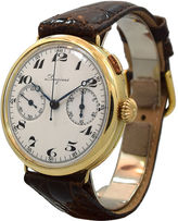 One Kings Lane Vintage 1930s Longines One Button Chronograph