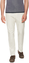 Jil Sander Solid Flat Front Chinos