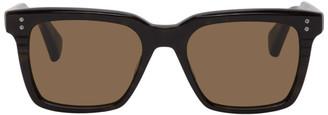Dita Brown Tortoiseshell Sequoia Sunglasses