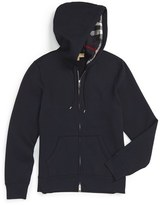 Burberry Men's Claredon Full Zip Hoodie