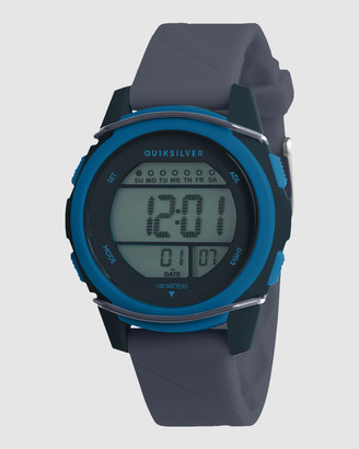 Quiksilver Boys 8-16 Stringer 39mm Digital Silicone Watch