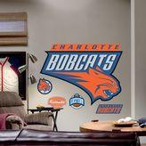 Fathead Charlotte Bobcats Logo Wall Decal