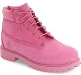 Timberland 6 Inch Premium Waterproof Boot (Baby, Walker, Toddler, Little Kid & Big Kid)
