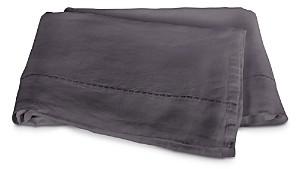 Matouk Thea Linen Flat Sheet, Full/Queen