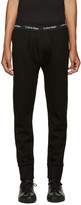Calvin Klein Collection Black Neil Lounge Pants