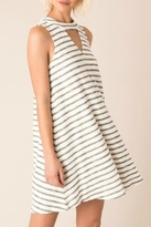Others Follow White Everglades Dress