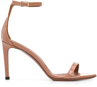 L'Autre Chose Open-Toe Strappy Sandals