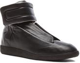 Maison Margiela Future Leather High Tops