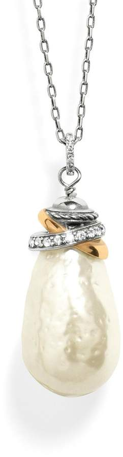 Brighton Neptune's-Rings Pearl Necklace