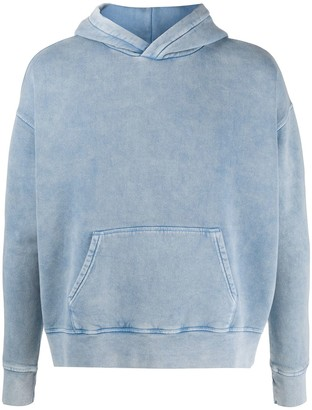Levi's Made & Crafted Washed Effect Hoodie