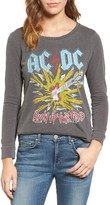 Junk Food Clothing Women's Ac/dc '88 World Tour Tee