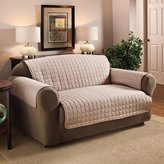 Sweet Home Collection Luxury Furniture Protector with Quilted Design Preserves/Loveseat/Chair,/