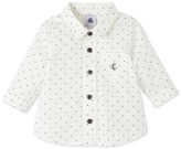 Petit Bateau Baby boys printed shirt