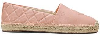 MICHAEL Michael Kors Dylyn Quilted Leather Espadrilles