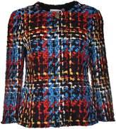 Sonia Rykiel Fitted Tweed Jacket