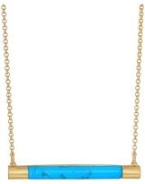 Kate Spade Building Blocks Bar Pendant Necklace Necklace