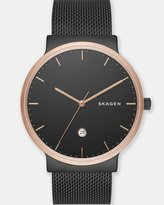 Skagen Ancher Black