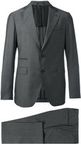 Tagliatore straight cut suit - men - Silk/Cupro/Mohair/Virgin Wool - 48