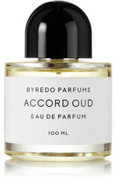Byredo Accord Oud Eau De Parfum - Saffron, Rum & Leather, 100ml