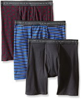 Fruit of the Loom Men's Everyday Active Boxer Brief (Pack of 3)