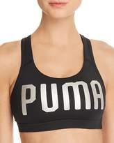 Puma PWRSHAPE Forever Logo Sports Bra