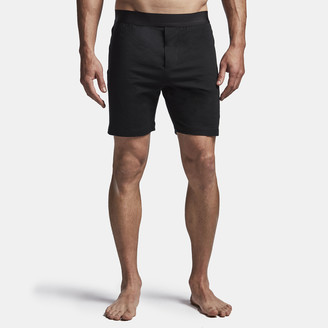 James Perse Luxe Lotus Relaxed Fit Boxer Short
