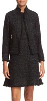 Kate Spade Shimmer Tweed Jacket
