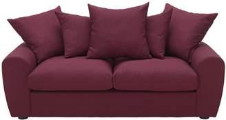 Argos Home Billow 3 Seater Fabric Sofa