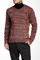Yoki Cable Knit Pullover Sweater