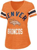 G-iii Sports Women's Denver Broncos Big Game Rhinestone T-Shirt