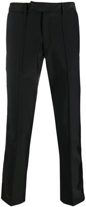 GCDS side stripe suit pants