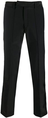 GCDS Side Stripe Suit Pants