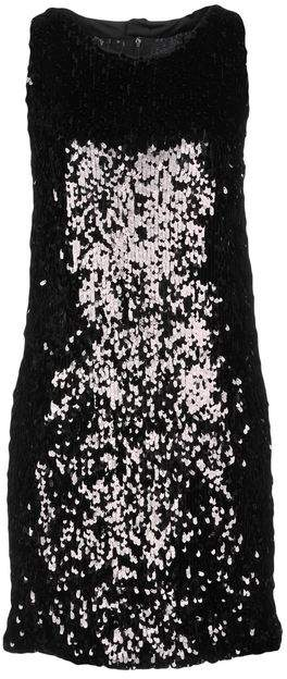Fabrizio Lenzi NOIRE Short dress