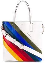 Anya Hindmarch 'Ebury' rainbow tote