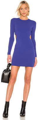 Alexander Wang Bodycon Long Sleeve Dress