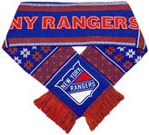 Forever Collectibles New York Rangers Lodge Scarf