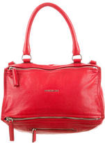 Givenchy Leather Pandora Satchel