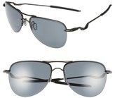 Oakley 'Tailpin TM ' 61mm Polarized Aviator Sunglasses