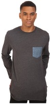 Volcom New Twist Long Sleeve Pocket Tee