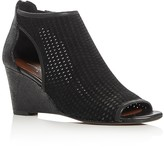 Donald J Pliner Jace Perforated Wedge Sandals