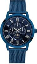 GUESS Men's Blue Multifunction Style Watch